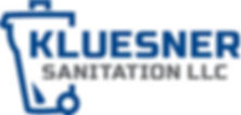 CMYK-Kluesner Sanitation LLC Logo Color