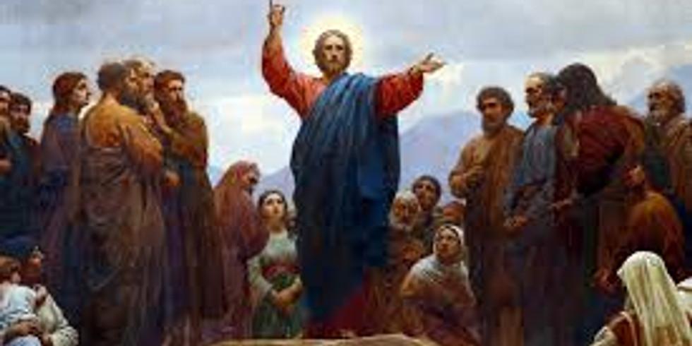 Faith Series: Prophets & Prophecy (1)
