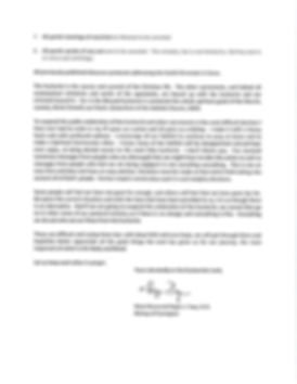 Coronavirus Letter 18 March 2020 Page 2.