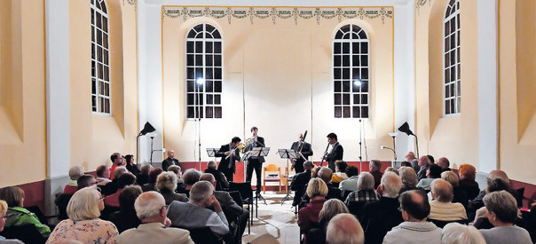 Performance at Synagoge Deidesheim, Germany in collaboration with Villa Musica Foundation - October 2018