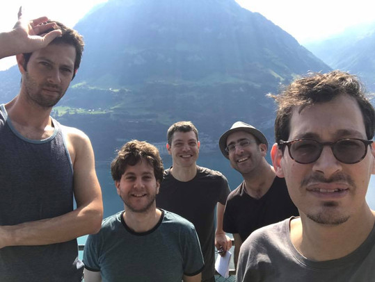 Souvenir from our Switzerland tour, June 2017