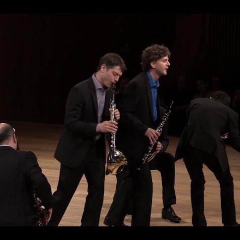 Berio 'Opus Number Zoo' - Tel Aviv Wind Quintet \ חמישיית תל-אביב