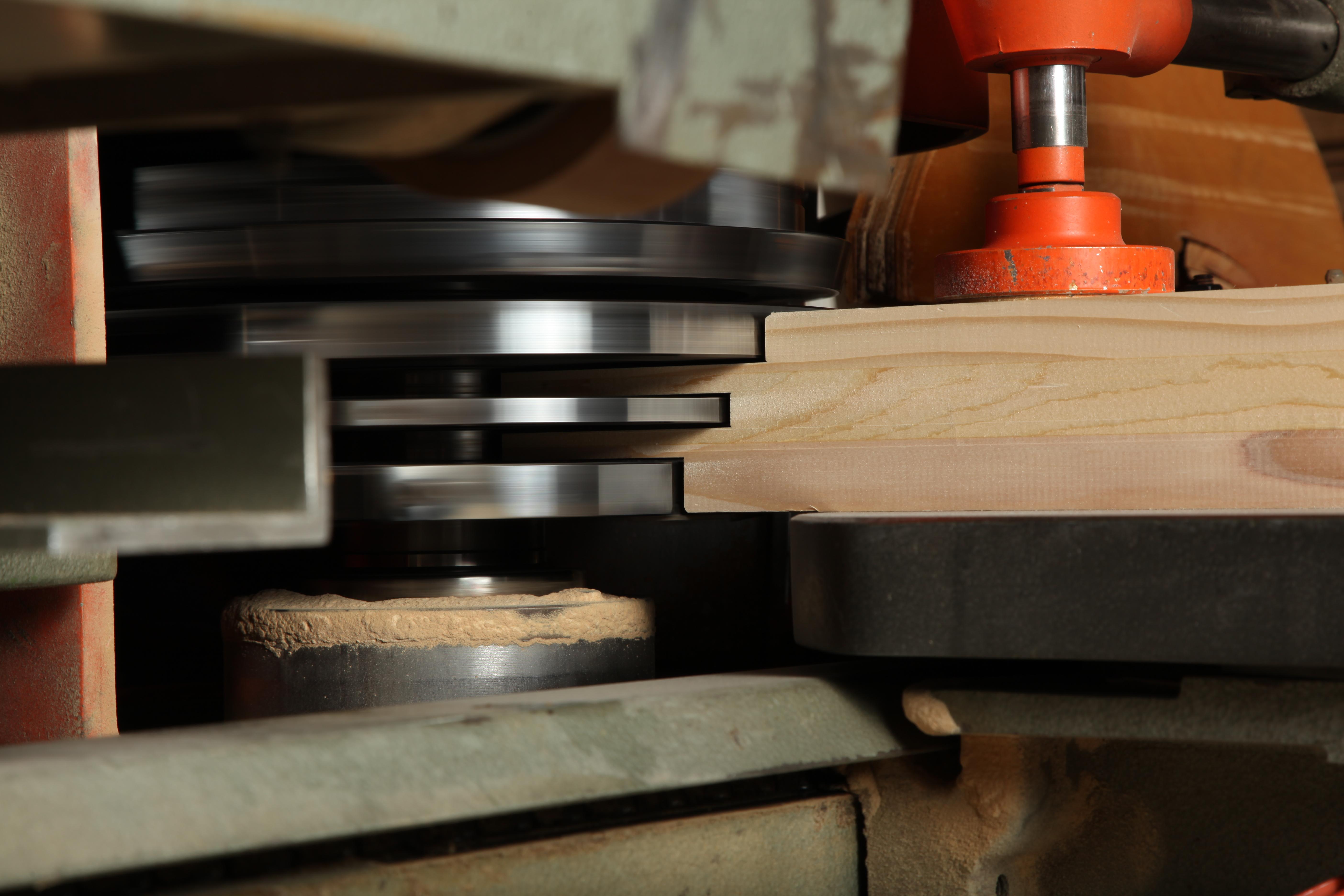 Tamplarie lemn stratificat