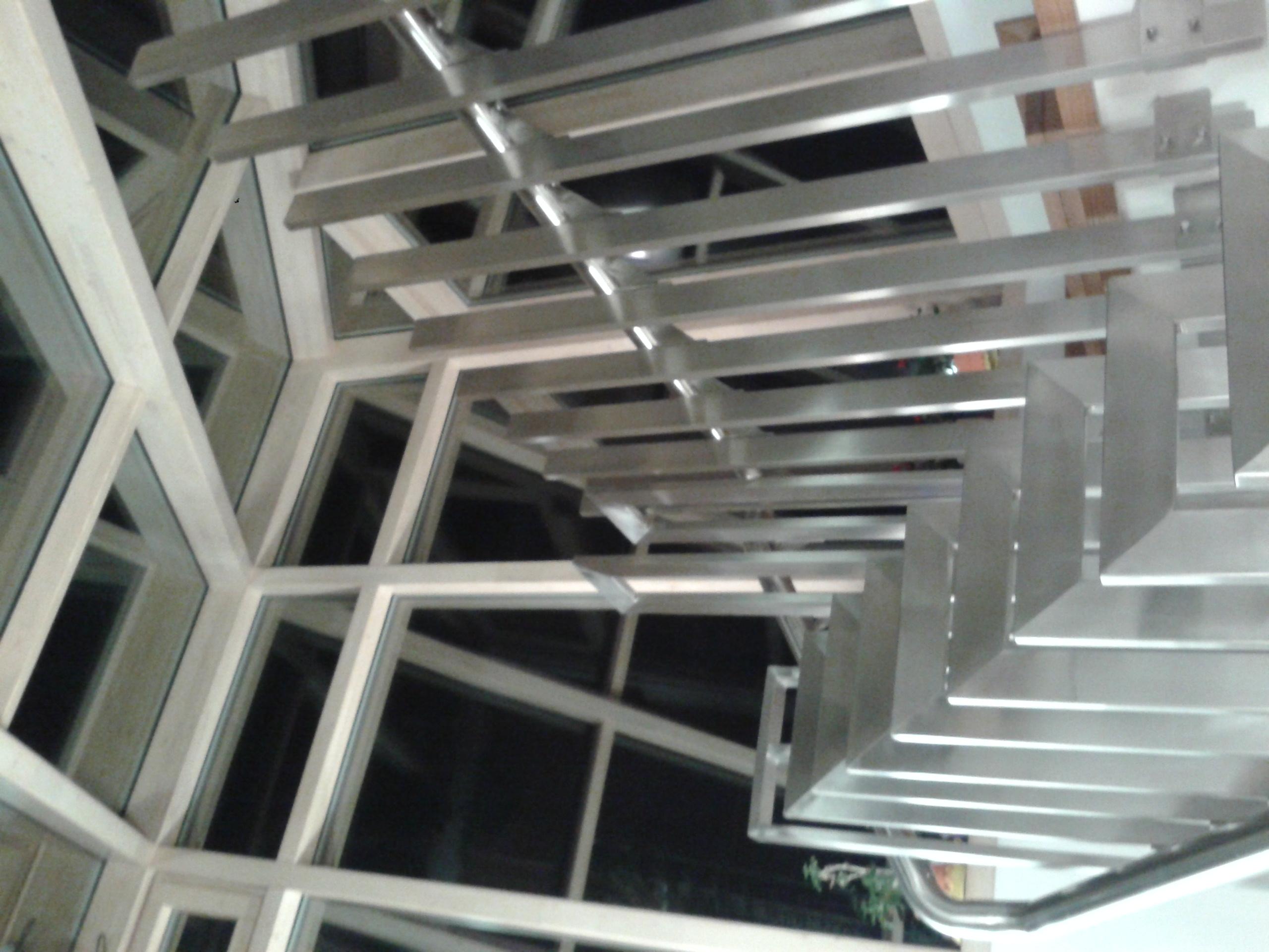 wintergarden  lemn-aluminiu