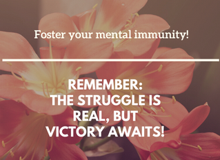 Office Wisdom: Building Your Mental Immunity