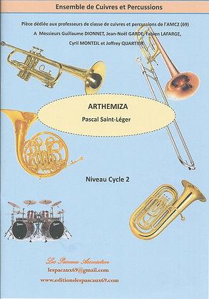 ARTHEMIZA pour Grand Ensemble de Cuivres et Percussions