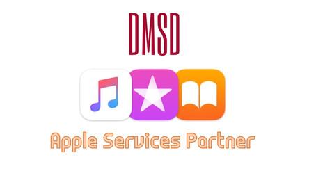 DMSD - аффилированный партнер Apple