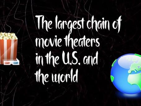 Самая большая кинотеатральная сеть в мире