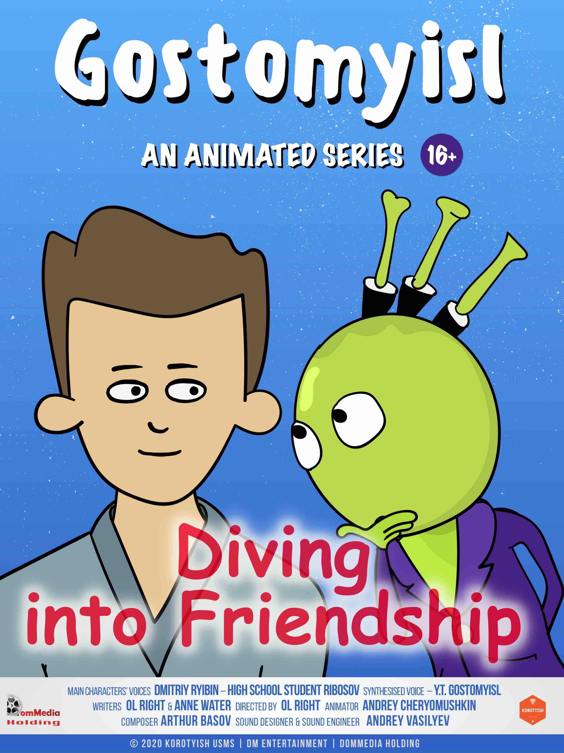 Diving into Friendship [2020], Episode 2