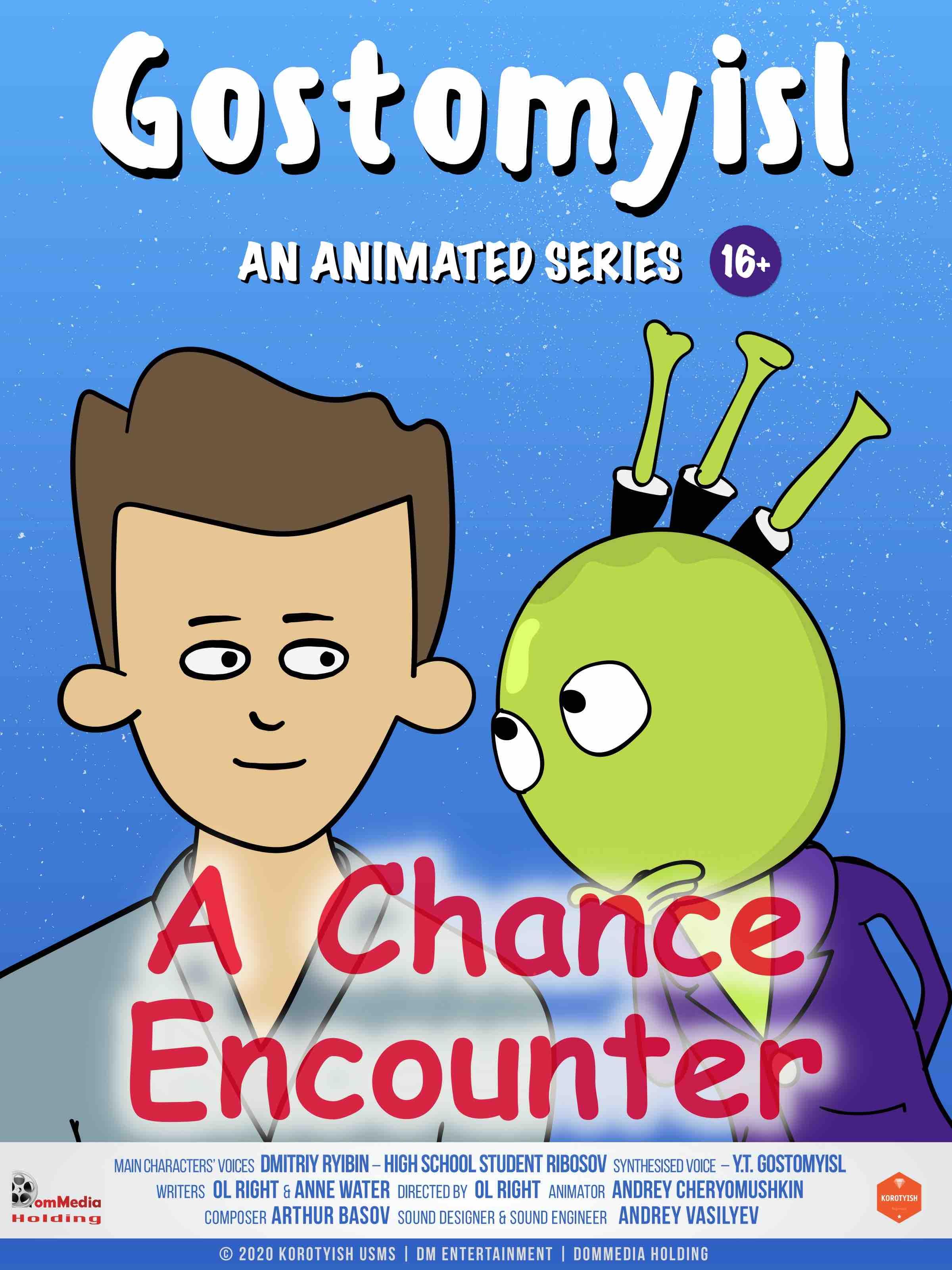 A Chance Encounter [2020], Episode 1
