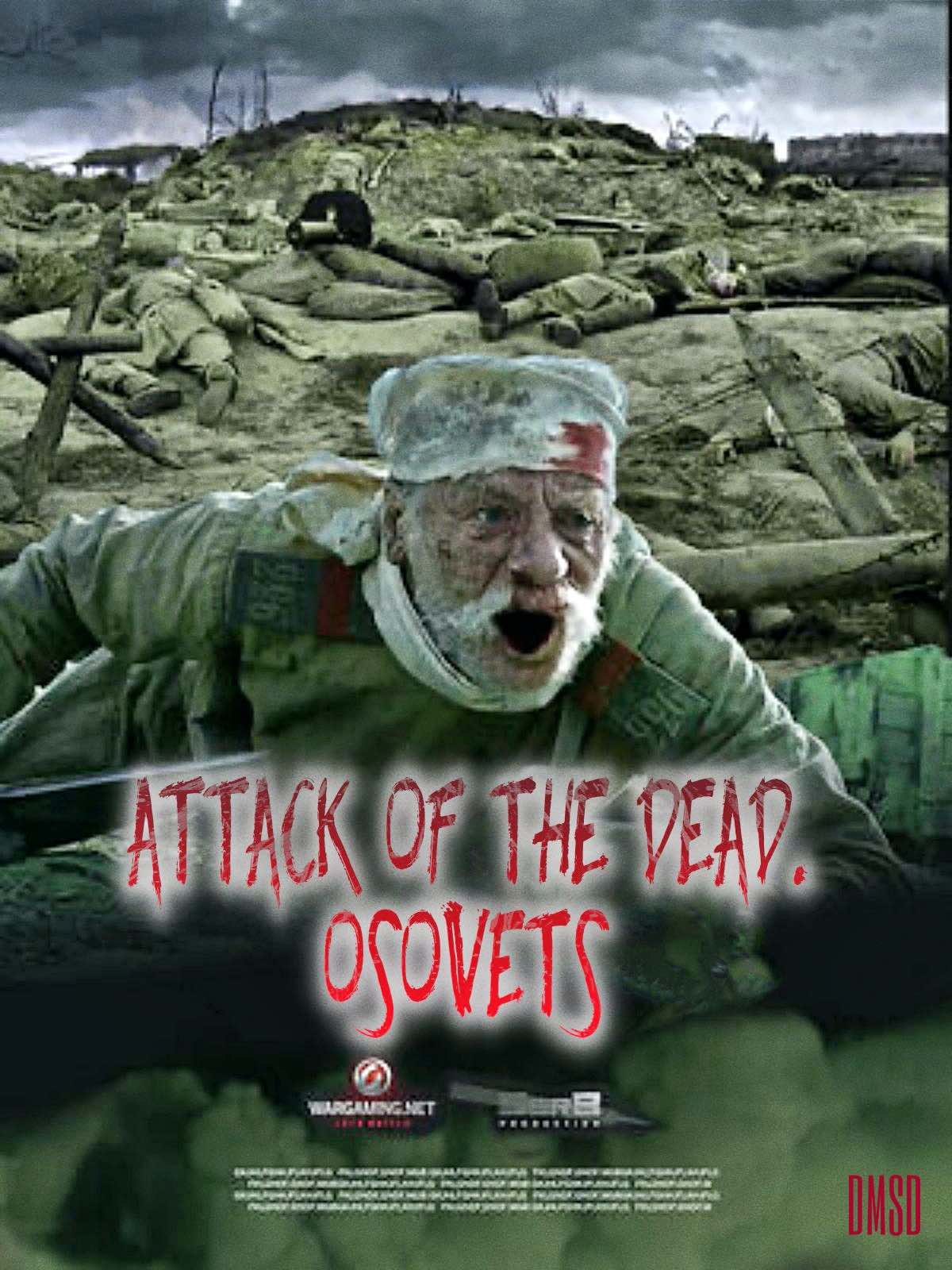 Attack of the Dead. Osovets [2019]