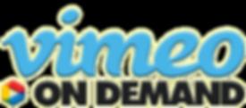Vimeo-on-demand logo for DMSD