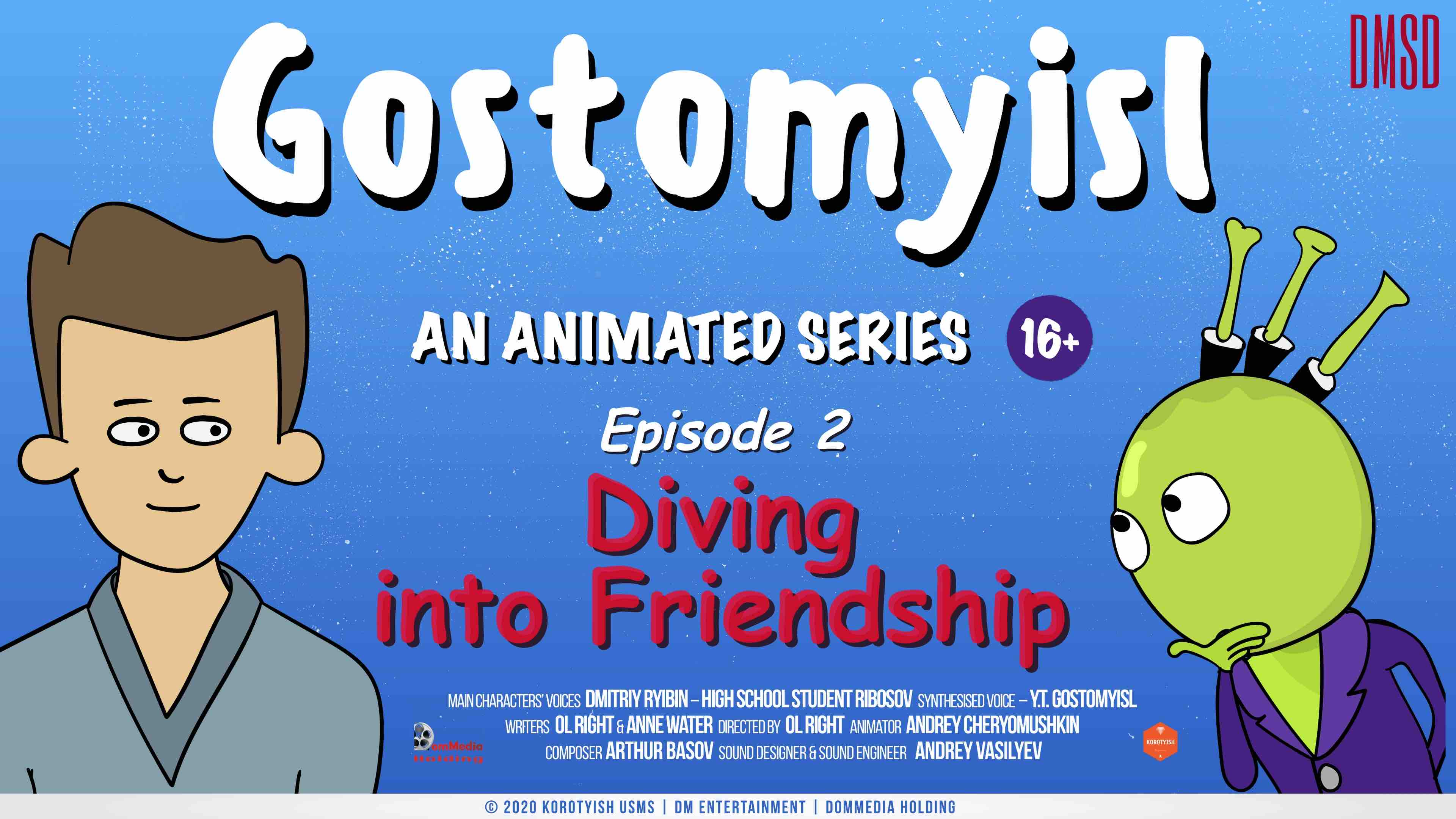 Diving into Friendship [2020]