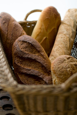 Just some of our breads