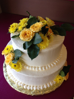 Wedding in Yellows