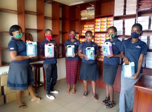 COVID-19 Women's Empowerment and Employment Program Update