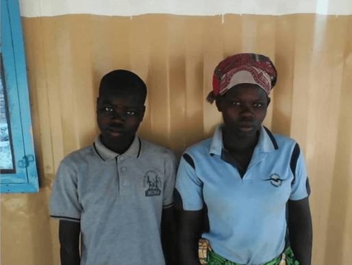 Joseph: Former Outcast Now a Succeeding Student
