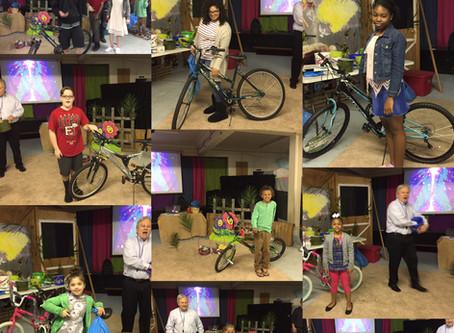 1 Bike = Many Changed Lives