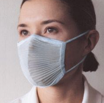 Masks are New Normal at Public Places