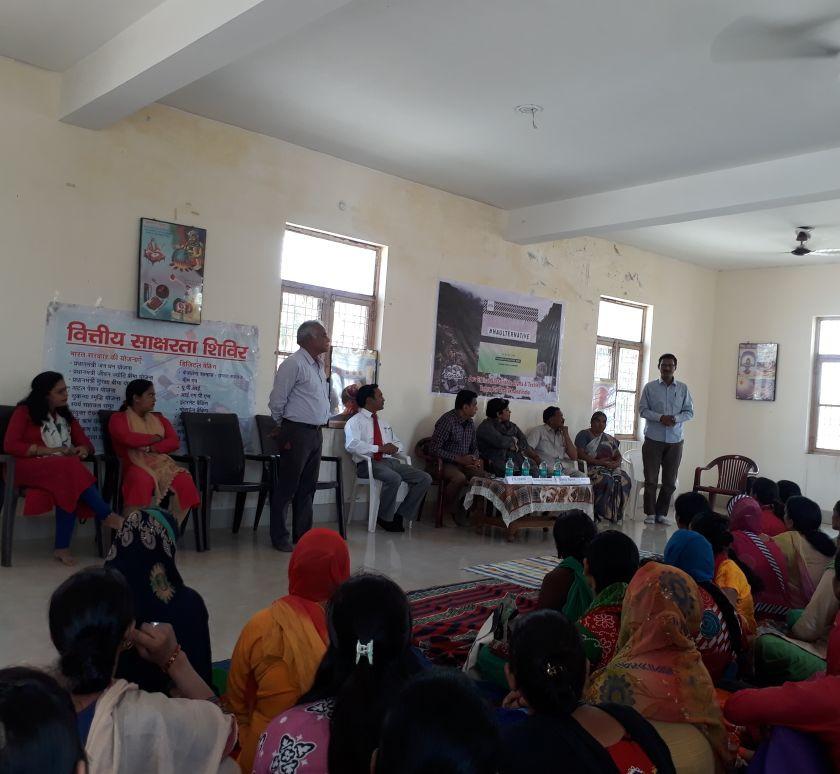 Panel discussion with Manog Rawat Directorate of Industries Uttarakahnd