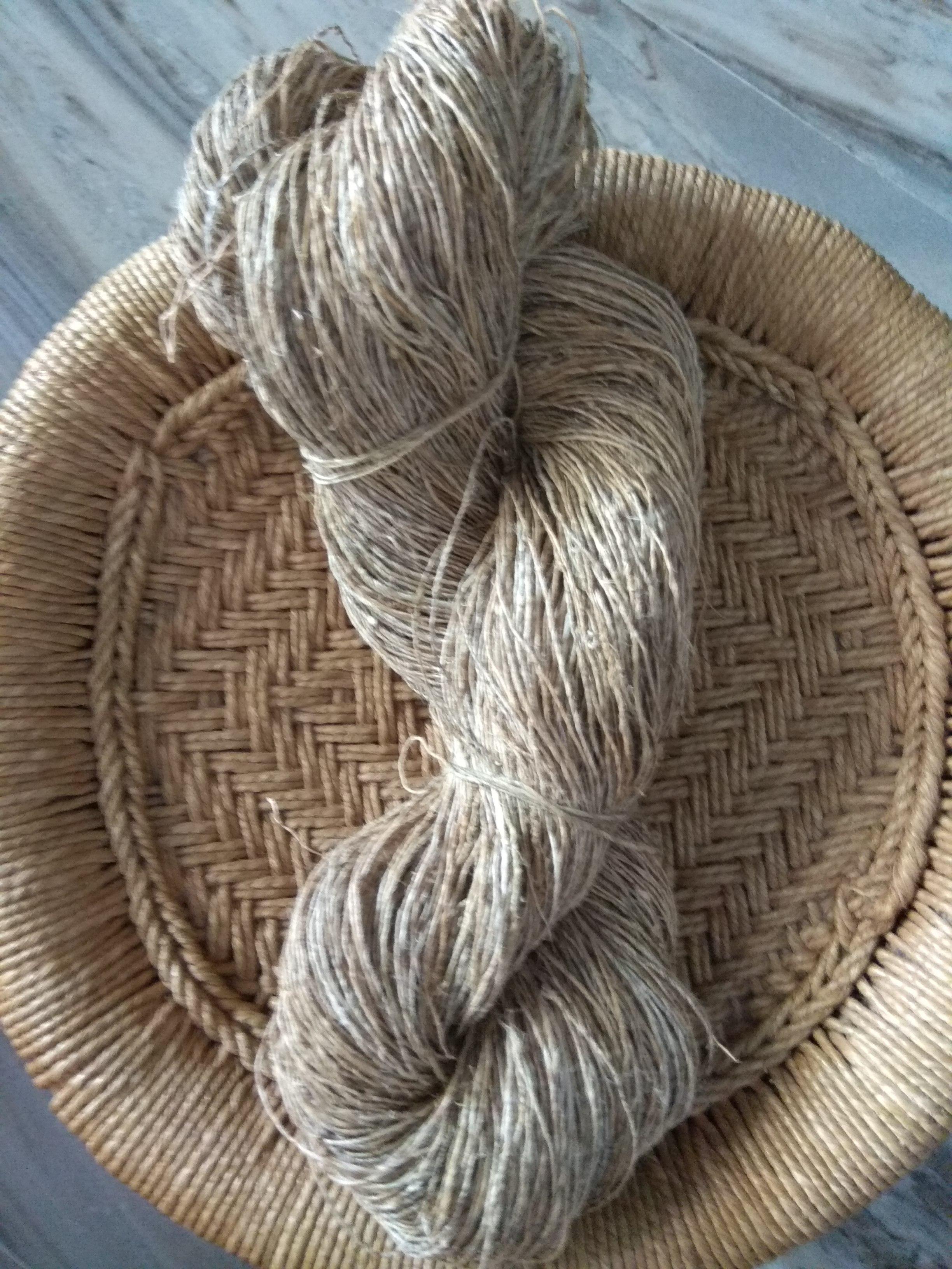 Innovative Himalayan Nettle Fiber