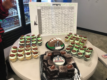 50th SuperBowl Squares Competition