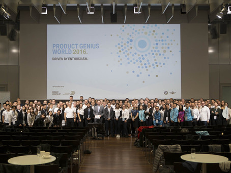 Product Genius World 2016