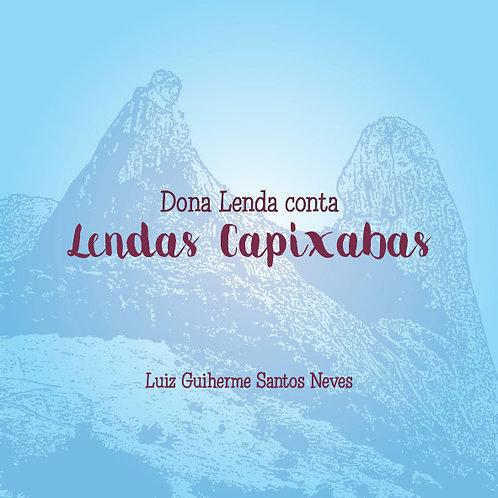 DONA LENDA CONTA LENDAS CAPIXABAS