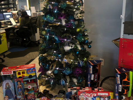 Annual FosterAll Fundraiser and Toy Drive