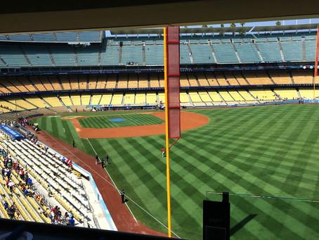 Dodgers Ticket Raffle!