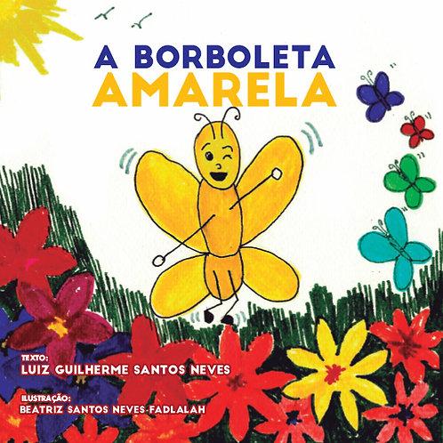 A BORBOLETA AMARELA