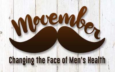 Not November, Movember!
