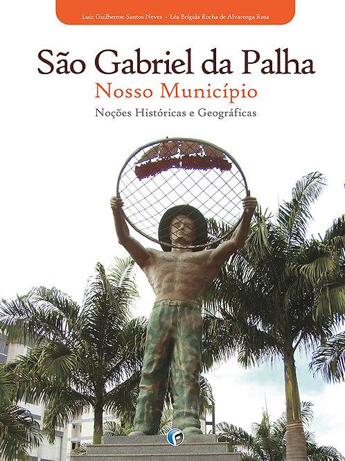 SÃO GABRIEL DA PALHA: NOSSO MUNICÍPIO