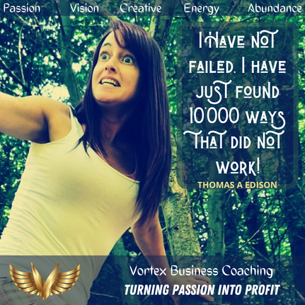 The ART of FAILING and How to do it REALLY REALLY WELL!