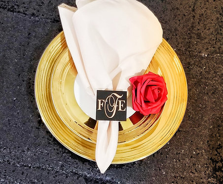 Personalized Napkin Ring