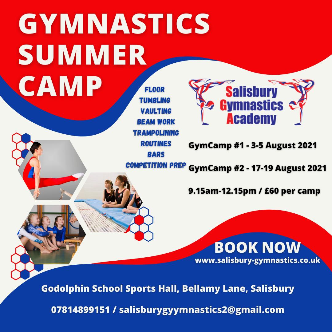 Camp #1 Gymnastics Summer Camp