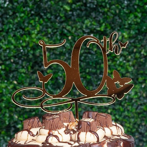 6' Theme Cake Topper