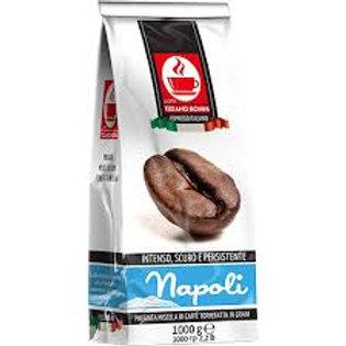 תערובת פולי קפה נאפולי – 1 קילו Caffe Bonini