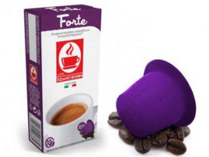 קפסולות תואמות נספרסו Forte Caffe Bonini