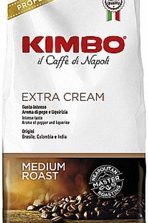 Kimbo Espresso Extra Cream Beans 1 kg