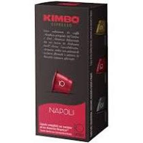 copy of קפסולות תואמות נספרסו קימבו נפולי 100 יחידות KIMBO Napoli