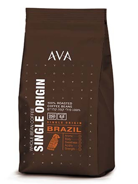 "Single Origin Brazil  תערובת 1 ק""ג"
