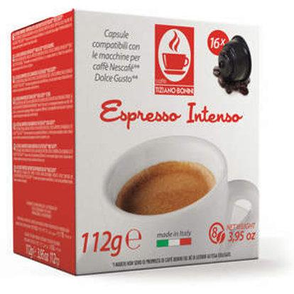 קפסולות Dolce Gusto Intenso Caffe Bonini