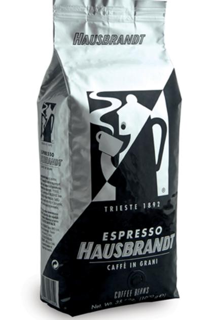 """פולי קפה האוסברנדט טרייסטה 0.5 ק""""ג   Hausbrandt Trieste"""