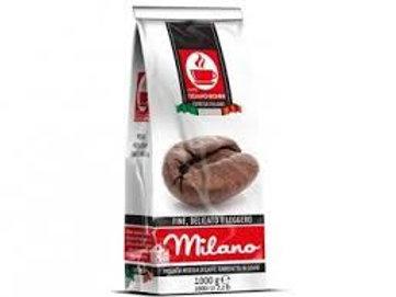 תערובת פולי קפה מילאנו – 1 קילו Caffe Bonini