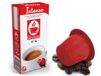 קפסולות תואמות נספרסו Intenso Caffe Bonini