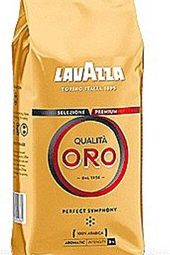 Lavazza 100% arabica Qualita Oro Beans 1 kg