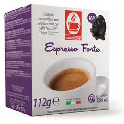 קפסולות Dolce Gusto Forte Caffe Bonini