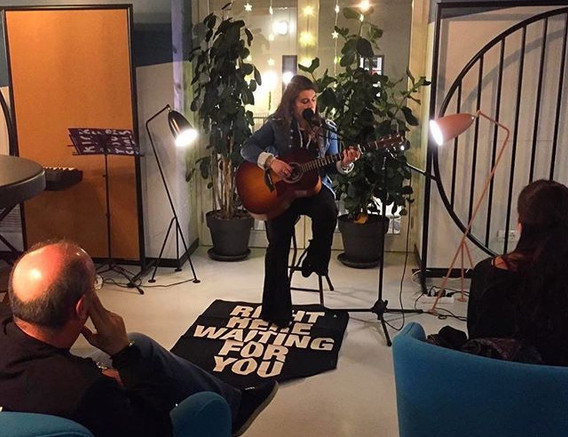 The Student Hotel - A placehold open mic