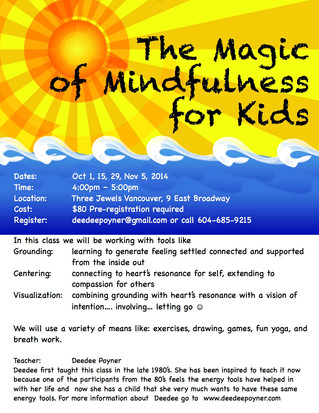The Magic of Mindfulness for Kids